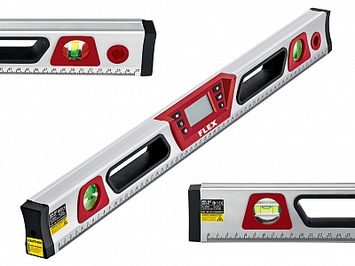 FLEX ADL 60 poziomica cyfrowa elek. 60cm