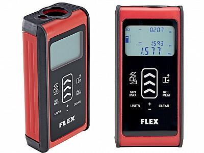 FLEX ADM 60-T dalmierz laserowy 60m dotyk