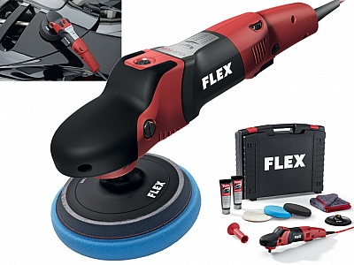 FLEX PE 14-2 SET polerka 1400W 150mm