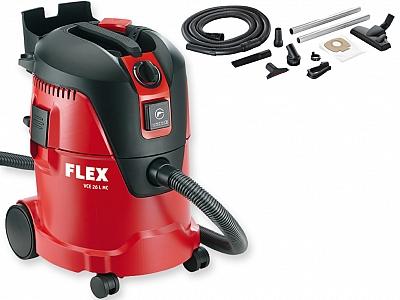 FLEX VCE 26 L MC odkurzacz przemysłowy 1250W 25L