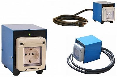 G-BOX zabezpieczenie do zasilania z generatorów AC