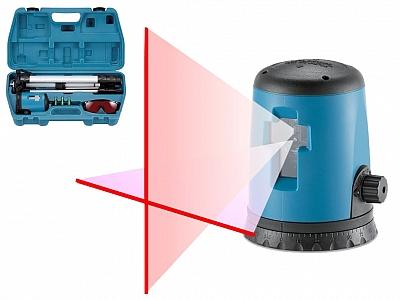 GEO FENNEL EL 601 laser krzyżowy + statyw