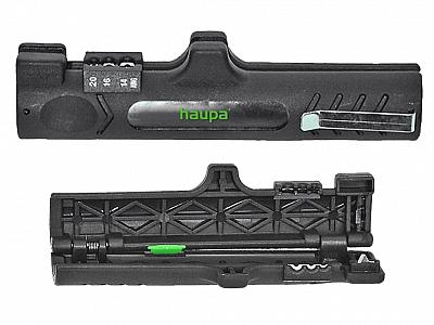 HAUPA 200037 nóż ściągacz izolacji 12mm