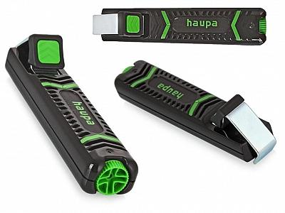 HAUPA 200040 nóż izolacji okrągłej 8-28mm