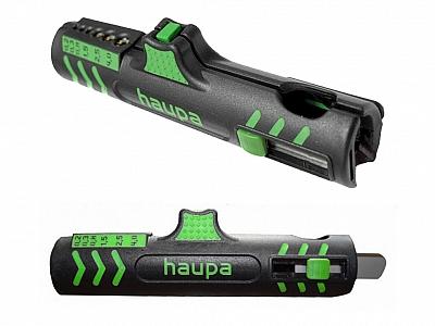 HAUPA 200043 nóż ściągacz izolacji 8-13