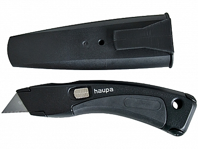HAUPA nóż nożyk monterski uniwersalny