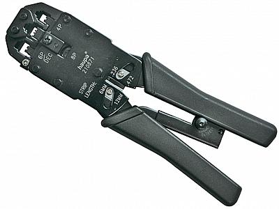 HAUPA praska zaciskanie wtyków RJ 210871