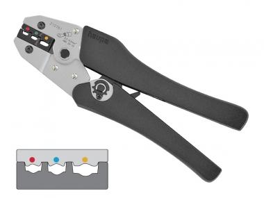 HAUPA szczypce praska do kabli owalny 0,5-6mm