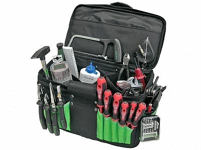HAUPA 220556 torba na narzędzia 25 elemntów