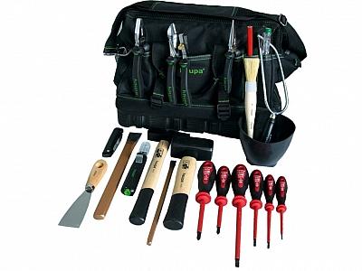 HAUPA 220802 torba na narzędzia 22 elementy