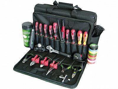 HAUPA torba walizka z narzędziami 24el.