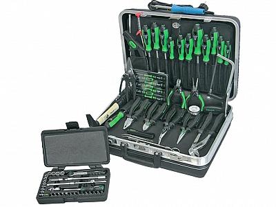 HAUPA walizka na narzędzia zestaw 32-el 220177