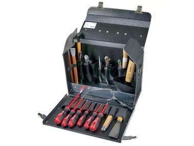 HAUPA 220168 walizka z narzędziami START 20 elementów
