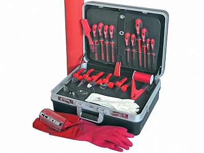 HAUPA 220232 walizka z narzędziami VDE x35 zestaw
