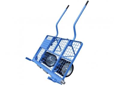 JAZON wózek transportowy brukarski KRAB 3
