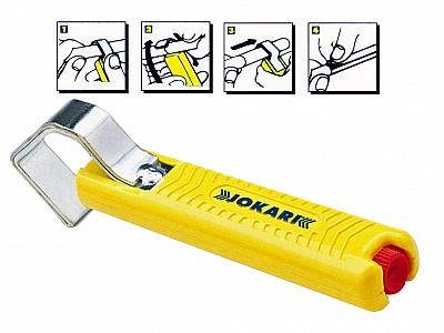 JOKARI NR50 nóż nożyk do izolacji 35-50mm