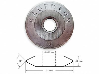KAUFMANN kółko tnące 22mm TOPLINE MAXIFLIES