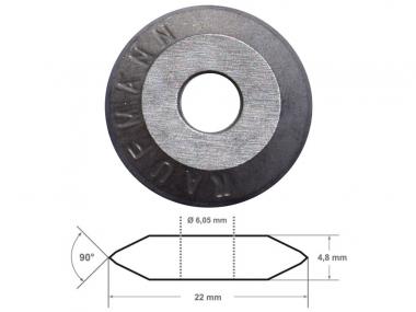 KAUFMANN PROFI kółko tnące 22mm TOPLINE MAXIFLIES