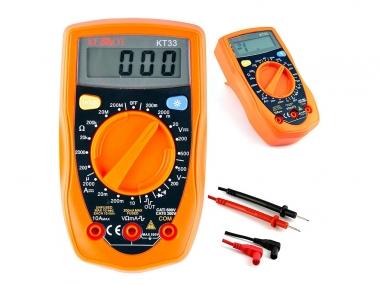 KEMOT KT33 MIE0213 miernik elektryczny