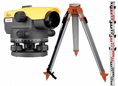 LEICA NA332 SET niwelator optyczny