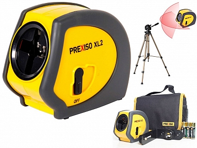LEICA PREXISO XL2 laser krzyżowy statyw