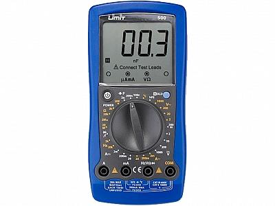 LIMIT 500 LCD miernik multimetr PROFI