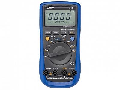LIMIT 610 LCD miernik multimetr elektr.