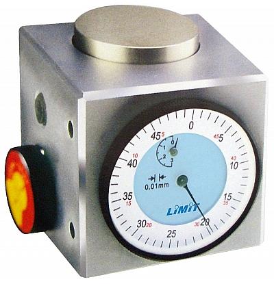 LIMIT bloczek ustawczy czujnik zegarowy