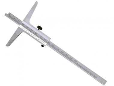 LIMIT głębokościomierz 150mm INOX suwmiarka DIN862