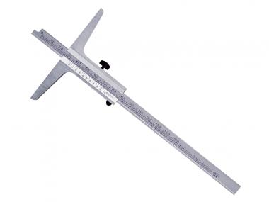 LIMIT głębokościomierz 200mm INOX suwmiarka DIN862