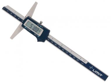LIMIT głębokościomierz 200mm INOX suwmiarka LCD