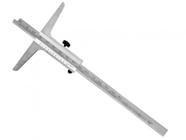 LIMIT głębokościomierz 300mm INOX suwmiarka DIN862