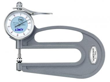LIMIT grubościomierz prof 10/120 / 0-10mm