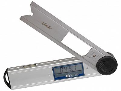 LIMIT kątomierz elektroniczny 250mm LCD