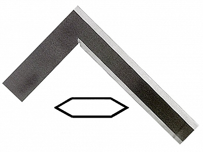 LIMIT kątownik krawędziowy stalowy 50x75mm