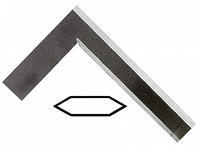 LIMIT kątownik krawędziowy stalowy 130x200mm
