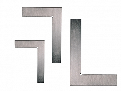 LIMIT kątownik płaski stalowy 200x130mm
