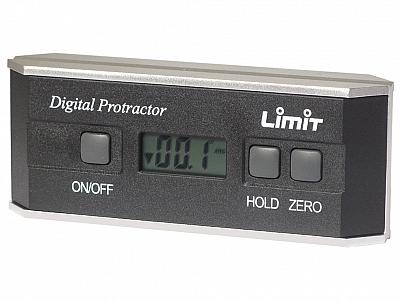 LIMIT poziomica cyfrowa elektroniczna kątomierz MG