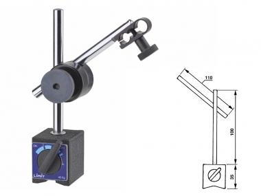 LIMIT statyw pomiarowy magnetyczny do czujników zegarowych 230mm