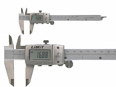 LIMIT suwmiarka elektroniczna 150mm / wodoodporna