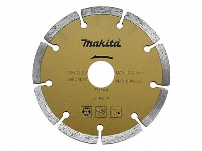MAKITA A84115 tarcza betonu diament 125mm
