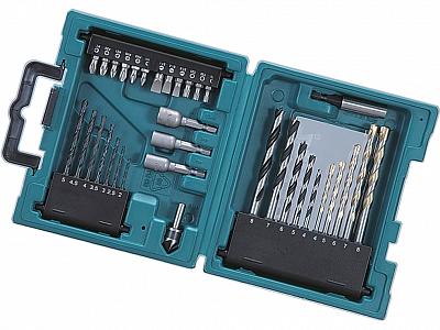 MAKITA D36980 zestaw wiertła bity 34el