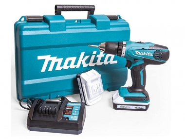 MAKITA DF457DWE wkrętarka 42Nm 18V