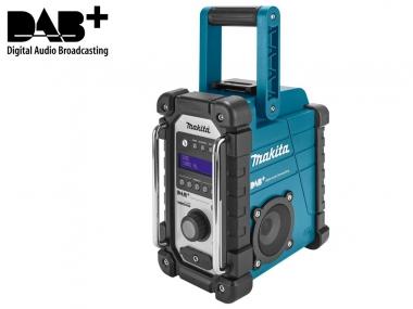 MAKITA DMR105 DAB/DAB+ radio budowlane