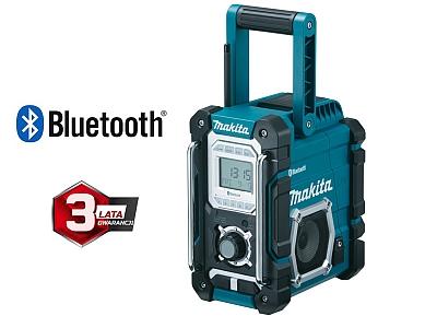 MAKITA DMR106 BLUETOOTH radio budowlane