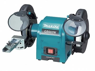 MAKITA GB602W szlifierka stołowa 16/150mm