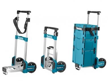 MAKITA MAKPAC wózek składany max 125kg