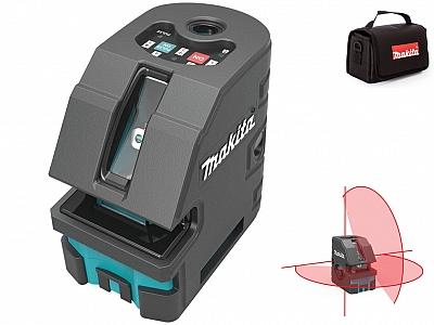 MAKITA SK103PZ laser liniowy krzyżowy punktowy 15m
