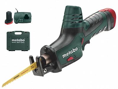 METABO PowerMaxx ASE 10,8V piła szablasta 2,0Ah