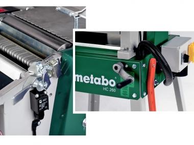 METABO HC 260C DNB grubościówka heblarka 2,8 400V